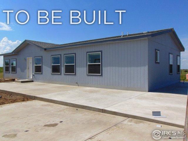 14 E Ranch Rd, Wiggins, CO 80654 (#837581) :: The Peak Properties Group
