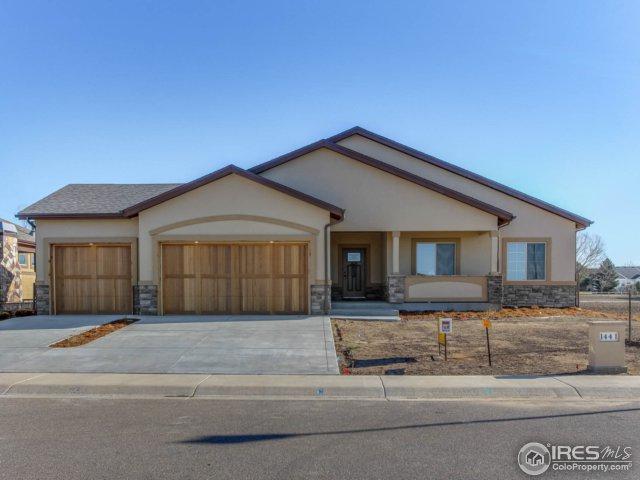 1441 Prairie Hawk Rd, Eaton, CO 80615 (MLS #837708) :: 8z Real Estate