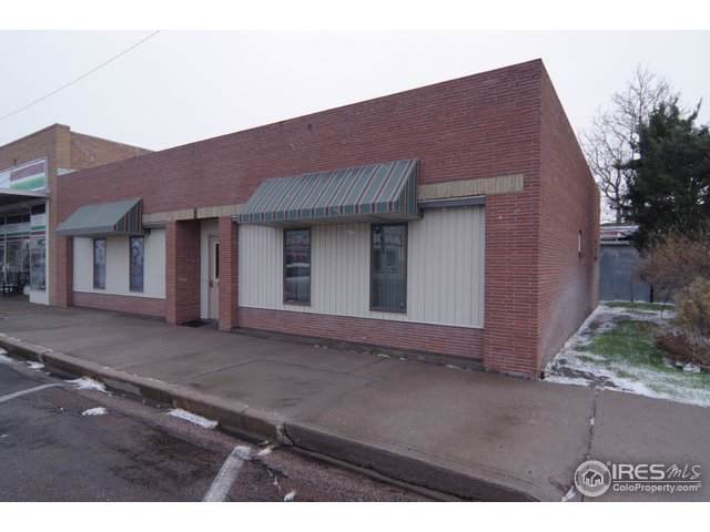 121 W 2nd St, Julesburg, CO 80737 (MLS #837730) :: 8z Real Estate