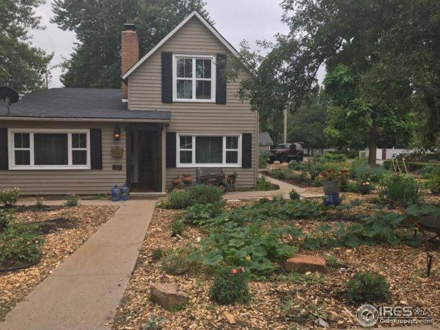736 W 5th St, Loveland, CO 80537 (#837863) :: The Peak Properties Group