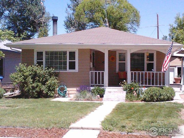 1213 E 3rd St, Loveland, CO 80537 (MLS #837964) :: Kittle Real Estate