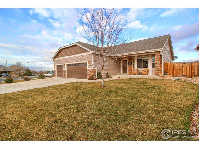 289 Sloan Dr, Johnstown, CO 80534 (MLS #838032) :: The Daniels Group at Remax Alliance