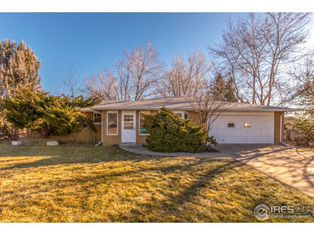 224 W 50th St, Loveland, CO 80538 (MLS #838127) :: The Daniels Group at Remax Alliance
