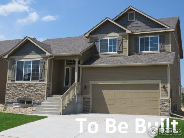 714 Elk Mountain Dr, Severance, CO 80550 (MLS #838147) :: The Daniels Group at Remax Alliance