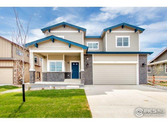541 Newton Dr, Loveland, CO 80537 (MLS #838968) :: The Daniels Group at Remax Alliance