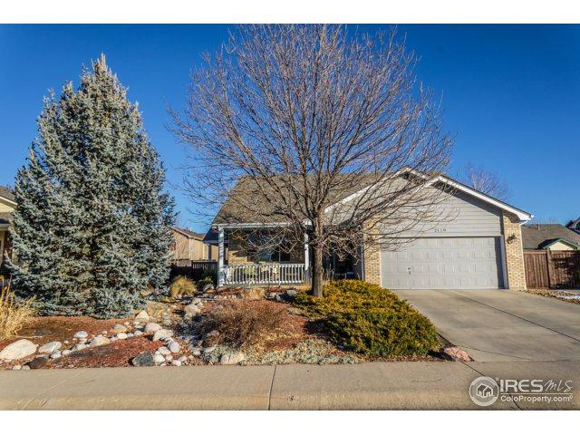 2130 72nd Ave Ct, Greeley, CO 80634 (#839103) :: The Peak Properties Group