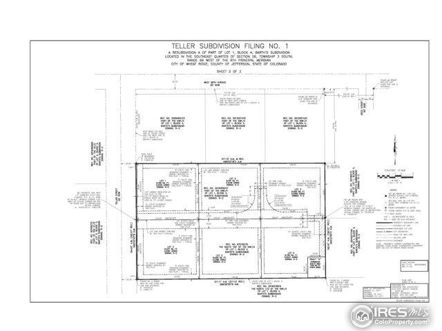 2850 Teller St, Wheat Ridge, CO 80033 (#839547) :: The Peak Properties Group