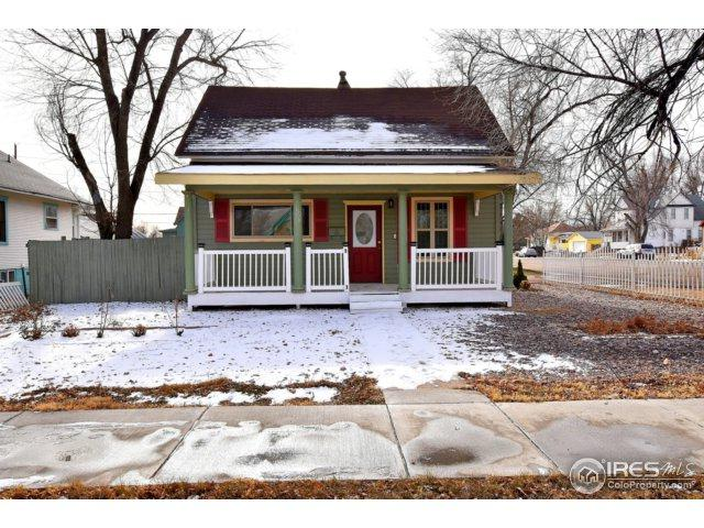 1128 5th St, Greeley, CO 80631 (#839771) :: The Peak Properties Group
