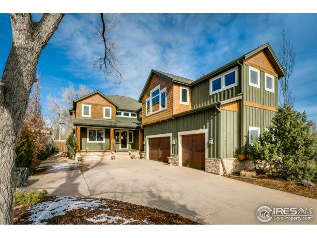 1501 Upland Ave, Boulder, CO 80304 (#839917) :: The Peak Properties Group