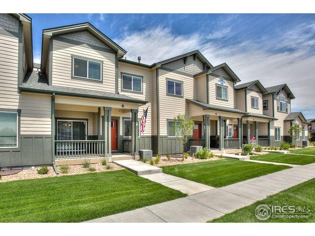 6875 Lee St Unit 3, Wellington, CO 80549 (MLS #840068) :: The Daniels Group at Remax Alliance