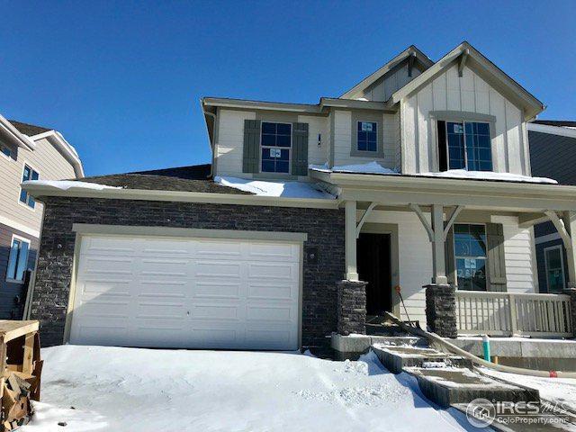 2872 Echo Lake Dr, Loveland, CO 80538 (MLS #840099) :: Downtown Real Estate Partners