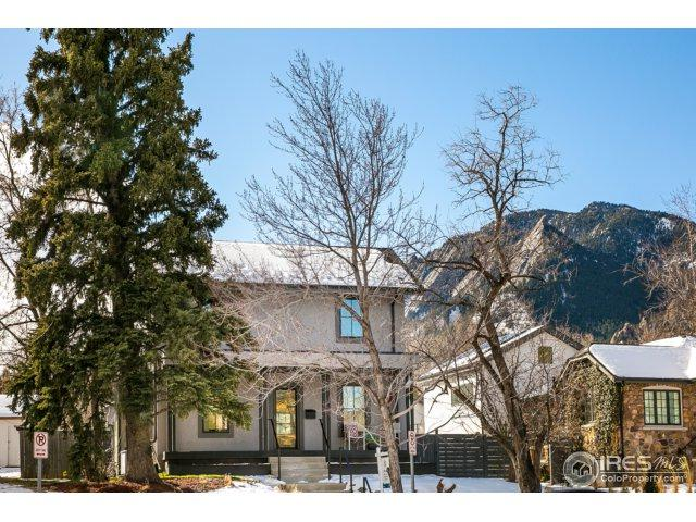 870 University Ave, Boulder, CO 80302 (#840264) :: The Peak Properties Group
