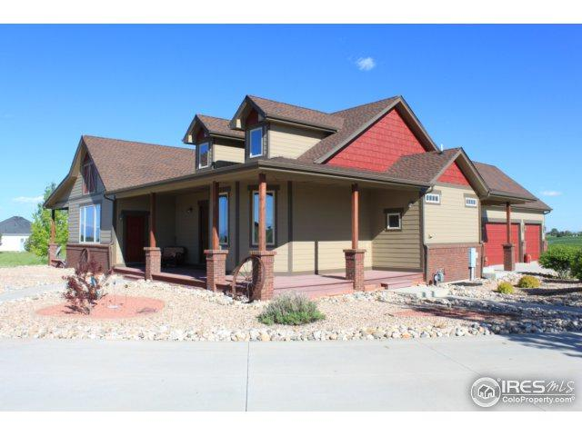 39946 Ridgecrest Ct, Severance, CO 80610 (#840449) :: The Peak Properties Group