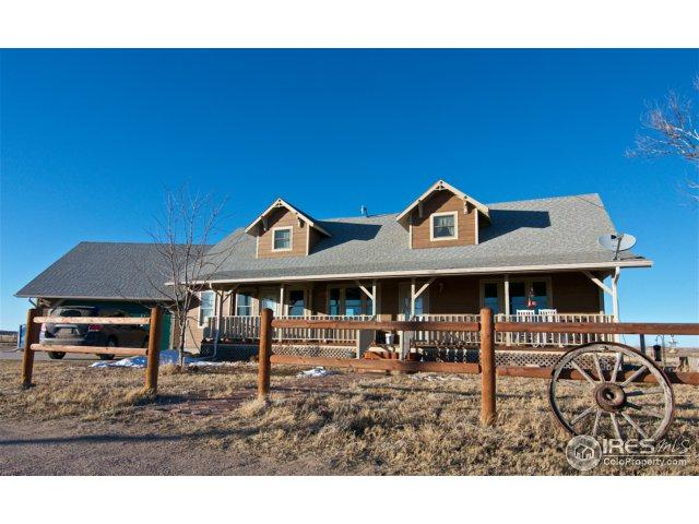 42977 Highway 138, Crook, CO 80726 (MLS #840496) :: The Daniels Group at Remax Alliance
