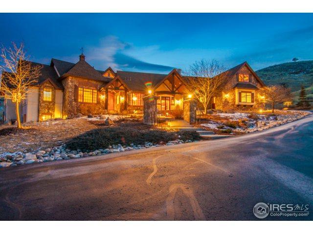 3054 Suri Trl, Bellvue, CO 80512 (MLS #840559) :: Downtown Real Estate Partners
