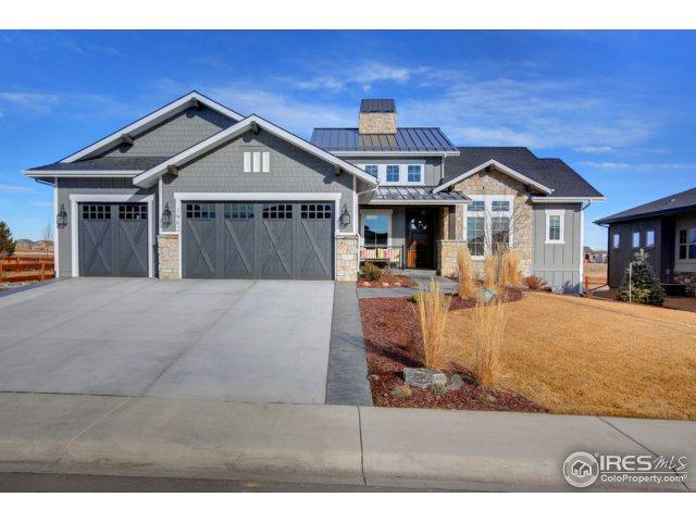 3982 Ridgeline Dr, Timnath, CO 80547 (MLS #840821) :: Tracy's Team