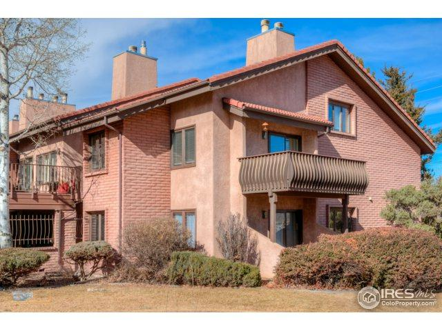 4415 Laguna Pl #101, Boulder, CO 80303 (MLS #840861) :: The Daniels Group at Remax Alliance