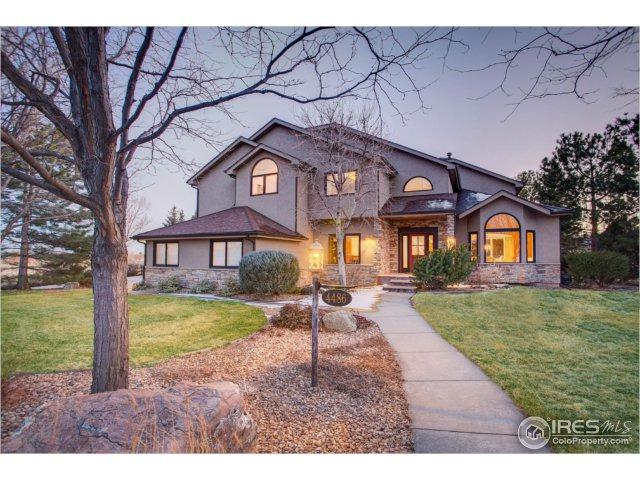 4486 Hogan Ct, Longmont, CO 80503 (#841249) :: The Peak Properties Group