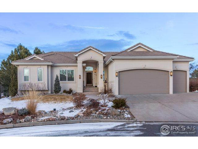4935 Saint Andrews Ct, Loveland, CO 80537 (MLS #841494) :: The Daniels Group at Remax Alliance