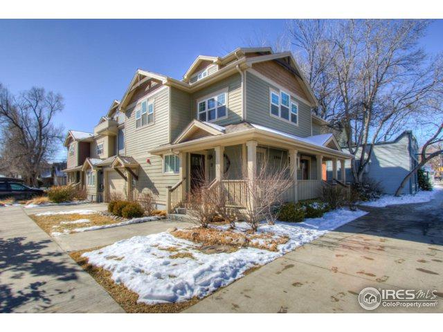1944 Arapahoe Ave A, Boulder, CO 80302 (MLS #841819) :: The Daniels Group at Remax Alliance