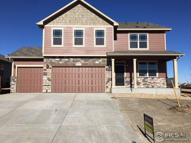 2286 Stonefish Dr, Windsor, CO 80550 (MLS #842136) :: Downtown Real Estate Partners