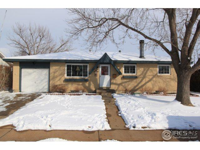 2610 21st Ave Ct, Greeley, CO 80631 (MLS #842350) :: Downtown Real Estate Partners