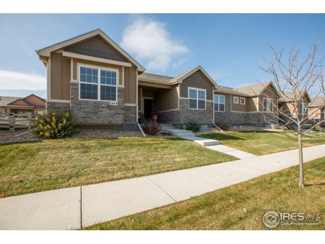 3009 Denver Dr, Fort Collins, CO 80525 (MLS #842587) :: The Daniels Group at Remax Alliance