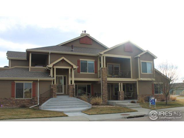 655 Callisto Dr #101, Loveland, CO 80537 (MLS #842698) :: Tracy's Team
