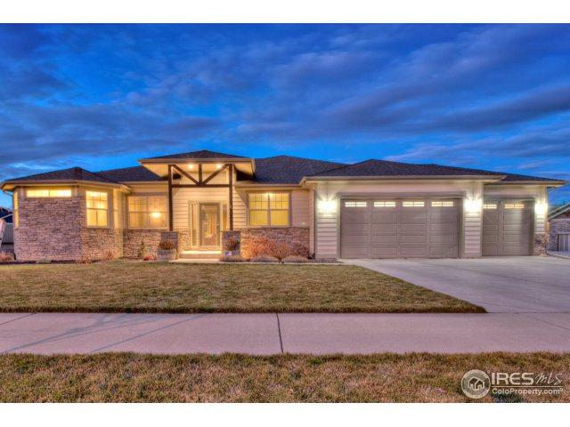 7801 Skyview St, Greeley, CO 80634 (#842804) :: The Peak Properties Group