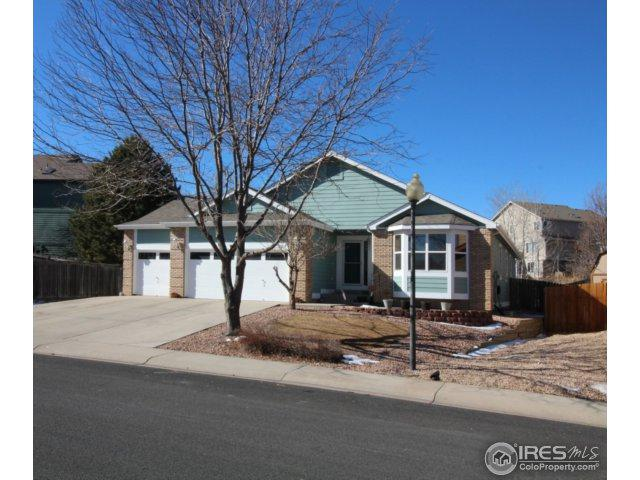435 Scenic Dr, Loveland, CO 80537 (MLS #843106) :: The Daniels Group at Remax Alliance
