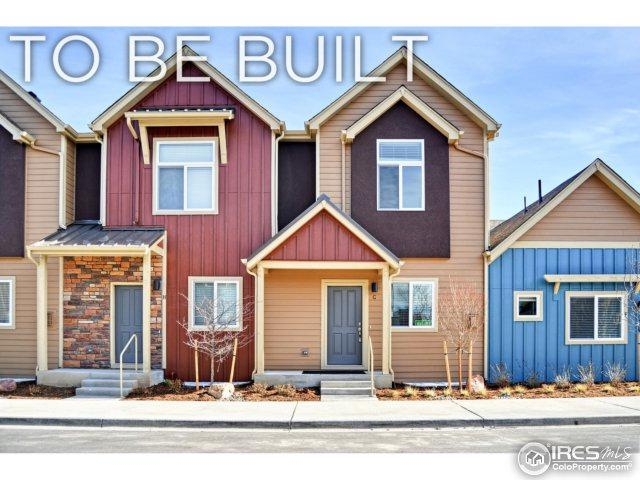 1317 Country Ct C, Longmont, CO 80501 (MLS #843202) :: Downtown Real Estate Partners