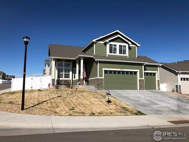 2237 74th Ave, Greeley, CO 80634 (#843325) :: The Peak Properties Group