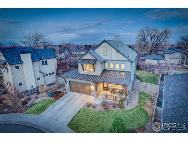 2410 Rose Ct, Louisville, CO 80027 (MLS #843485) :: Downtown Real Estate Partners