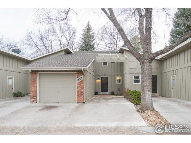 3025 Marina Ln #2, Fort Collins, CO 80525 (MLS #843639) :: Downtown Real Estate Partners