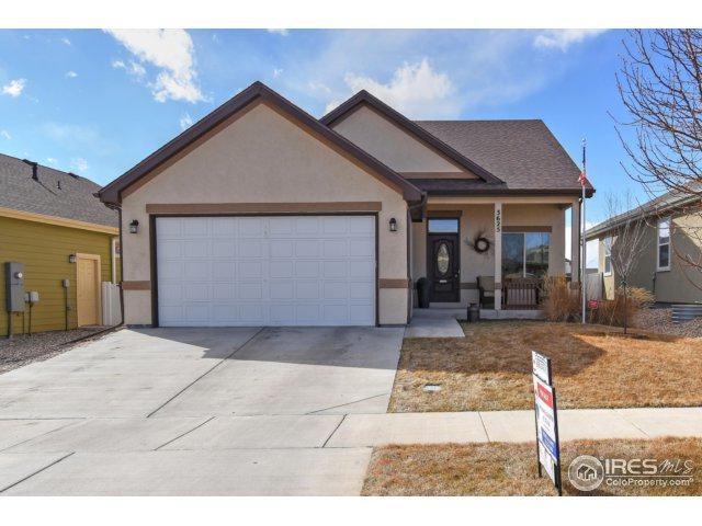 3625 Rialto Ave, Evans, CO 80620 (MLS #843760) :: The Daniels Group at Remax Alliance