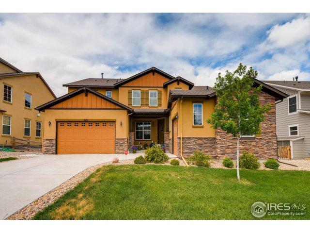 620 Benton Ln, Erie, CO 80516 (#844011) :: The Peak Properties Group