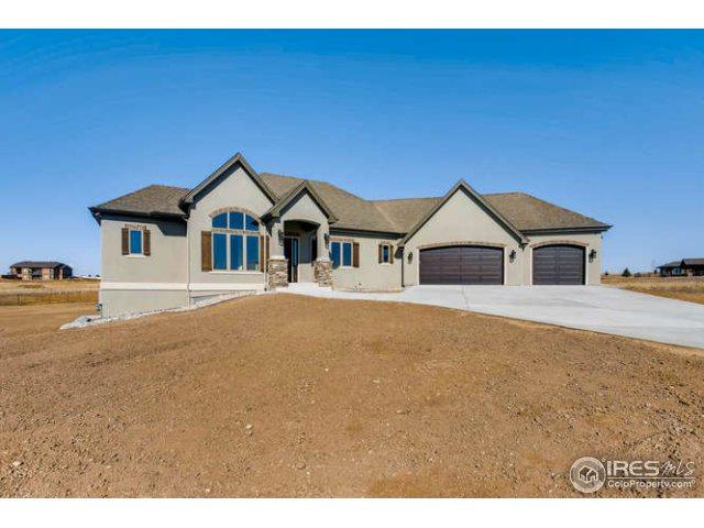 39547 Hilltop Cir, Severance, CO 80610 (#844064) :: The Peak Properties Group