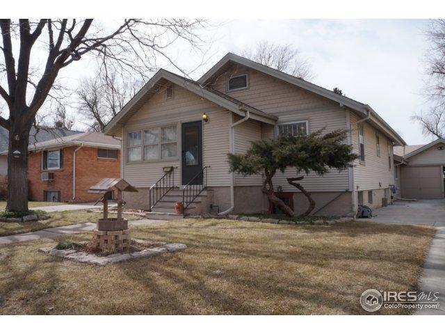 1313 13th Ave, Greeley, CO 80631 (#844080) :: The Peak Properties Group