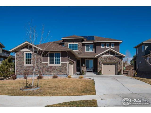 1629 W 137th Ave, Broomfield, CO 80023 (#844394) :: The Peak Properties Group