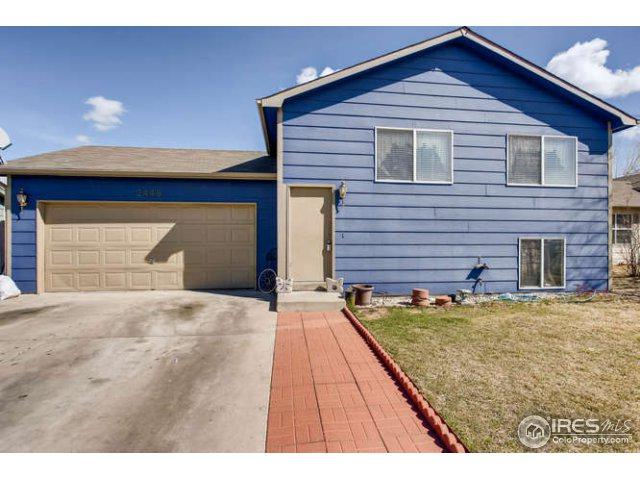 2446 Ash Ave, Greeley, CO 80631 (#844446) :: The Peak Properties Group