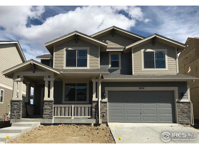 2824 Echo Lake Dr, Loveland, CO 80538 (MLS #844465) :: The Daniels Group at Remax Alliance