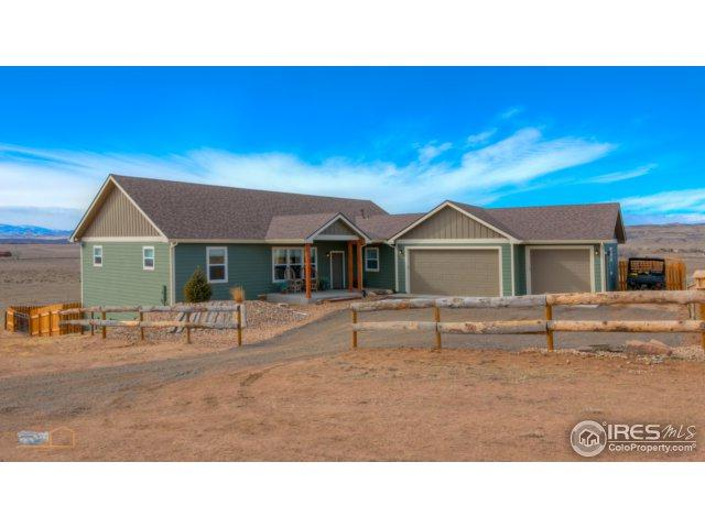 0 Buckeye Rd, Wellington, CO 80549 (MLS #844494) :: The Daniels Group at Remax Alliance