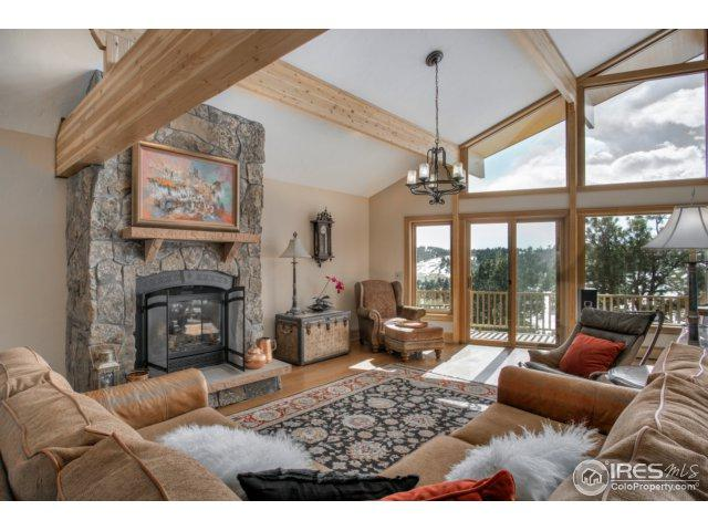27688 Misty Rd, Golden, CO 80403 (#844499) :: The Griffith Home Team