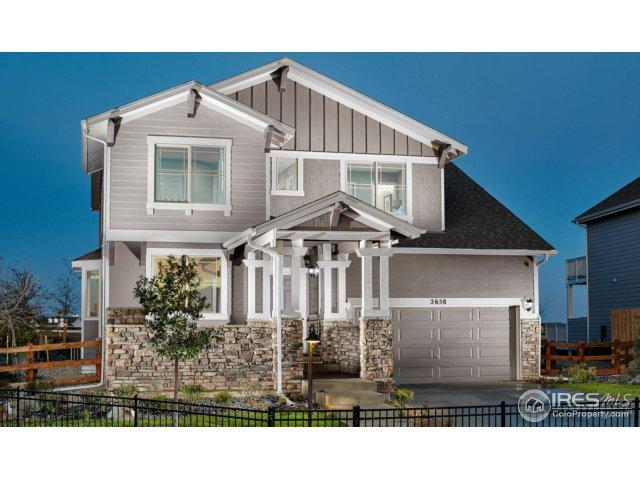4121 Mandall Lakes Dr, Loveland, CO 80538 (MLS #844511) :: The Daniels Group at Remax Alliance