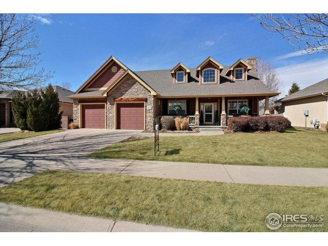 5339 W 1st St, Greeley, CO 80634 (#844547) :: The Peak Properties Group