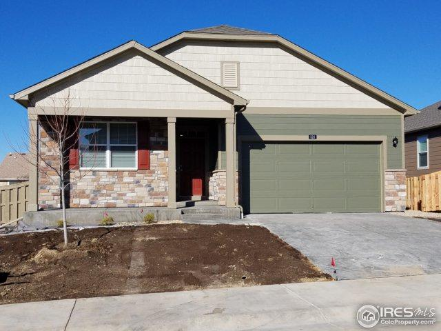 523 2nd St, Severance, CO 80546 (MLS #844569) :: The Daniels Group at Remax Alliance