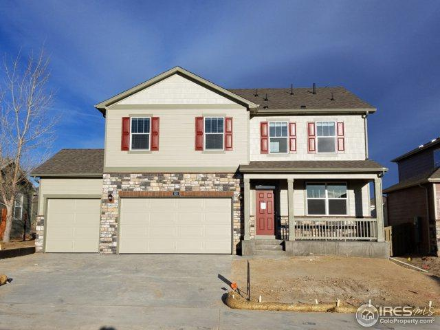 520 2nd St, Severance, CO 80546 (MLS #844629) :: The Daniels Group at Remax Alliance