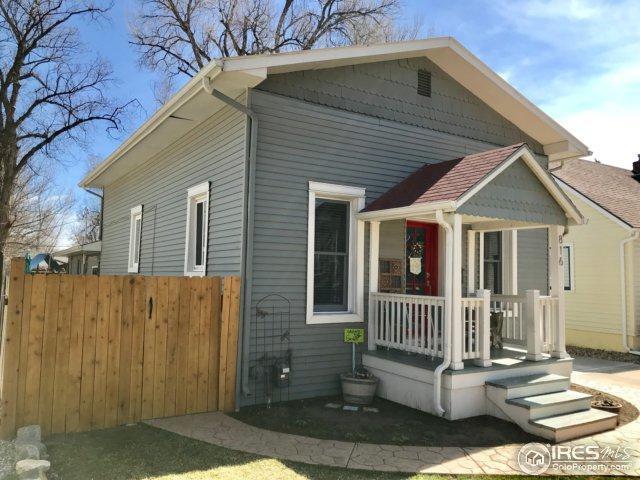 816 Gay St, Longmont, CO 80501 (#844800) :: The Peak Properties Group