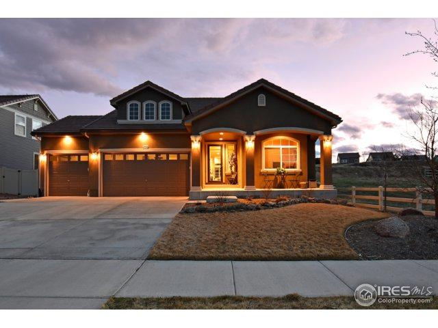 4736 Wildwood Way, Johnstown, CO 80534 (MLS #844909) :: The Daniels Group at Remax Alliance