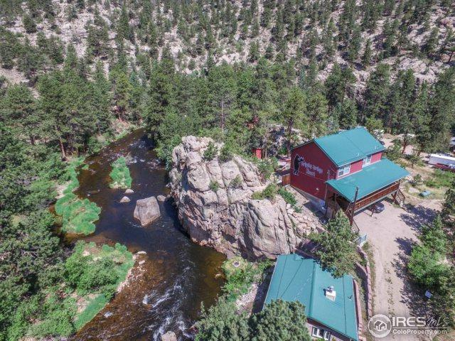 37 Dripping Springs Ln, Drake, CO 80515 (MLS #844956) :: The Daniels Group at Remax Alliance